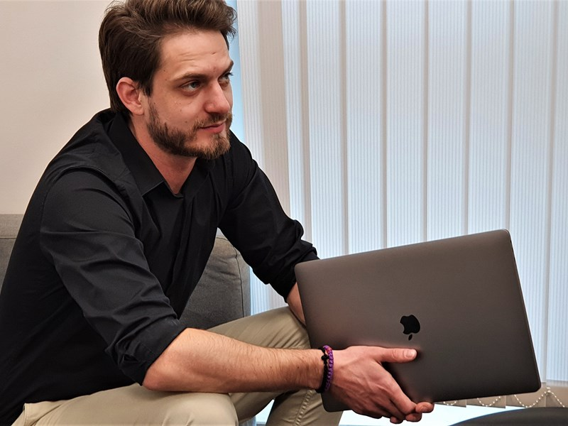 Deyan Slanchev ('15, EMBA'21) Selected as One of Top 20 Software Specialists in Bulgaria: Interview