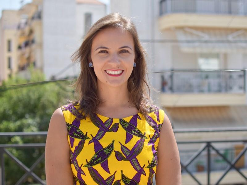 AUBG Professor of Spanish Lucia Lopez-Vazquez: 'I love what I do'