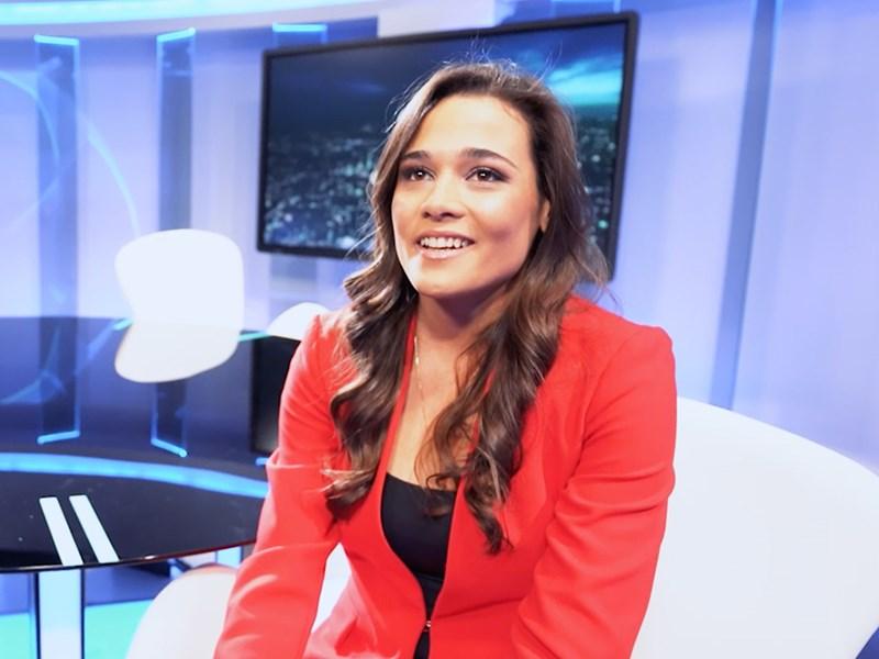 AUBG Alumni Talks: Florina Ivanova ('15) Talks Sports and Journalism