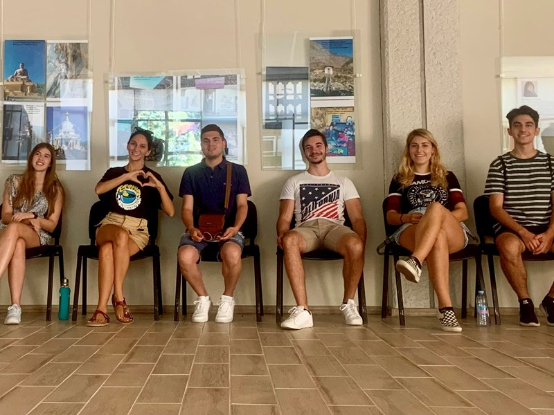 A Month in the Museum: AUBG Students Modernize Blagoevgrad Museum