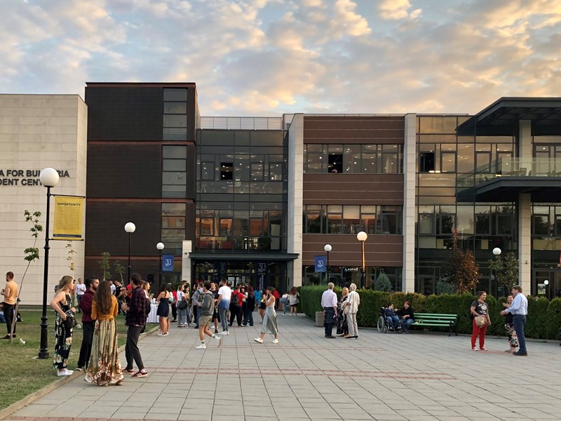 AUBG Welcomes 269 New Students on Campus