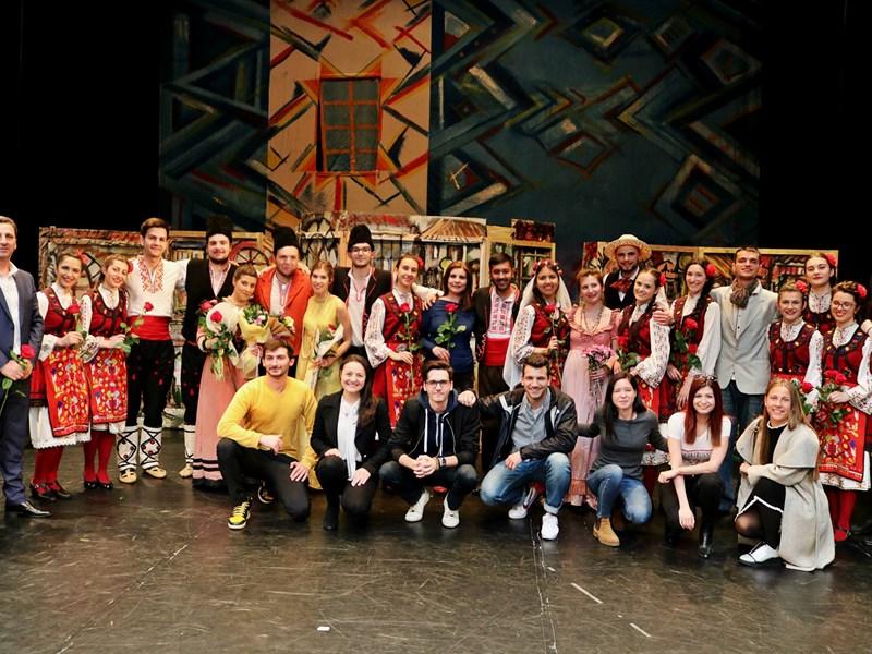 BFDC Samodiva – 'enthusiastic, creative, positive'