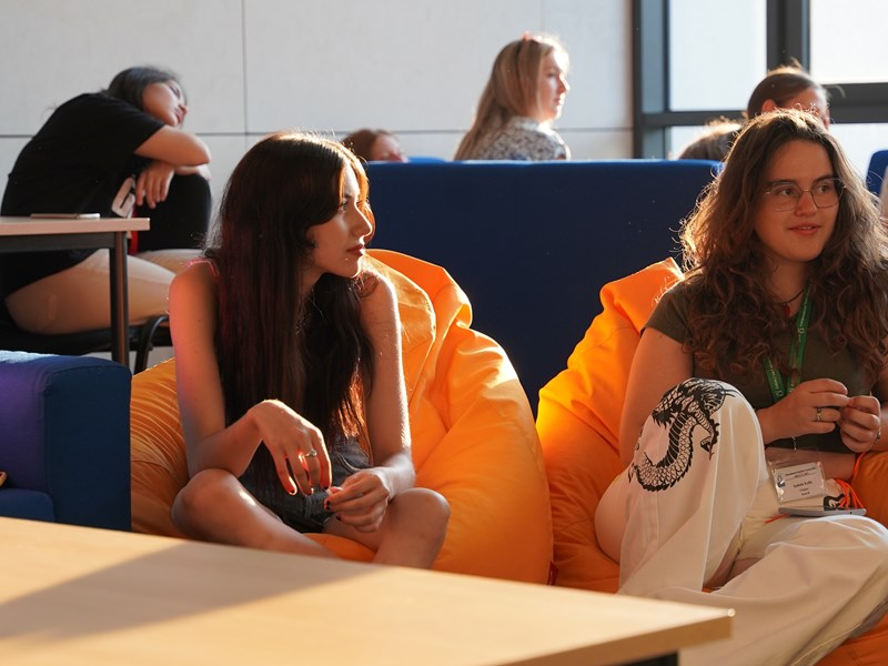 AUBG Summer Camp 2021 Gathers Students from 16 Countries