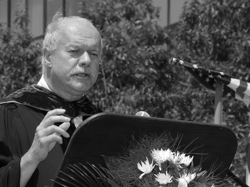 AUBG Mourns the Loss of Great Friend and Supporter David T. Flanagan