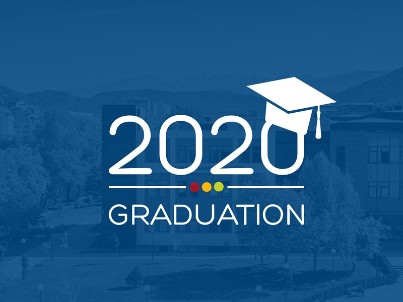 AUBG Wishes Good Luck to Class of 2020 in a Video Message