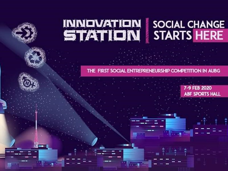 Innovation Station Brings Social Change in Bulgaria