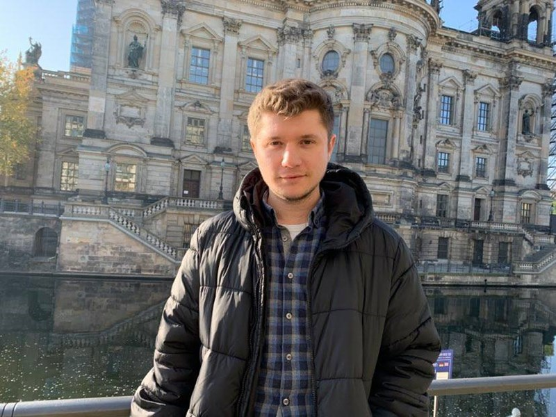 Mile Grncarov ('19): 'The AUBG professors have taught me skills essential to career growth'