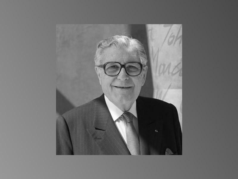 Claude Janssen, Trustee Emeritus and Dear Friend of AUBG, Passed Away