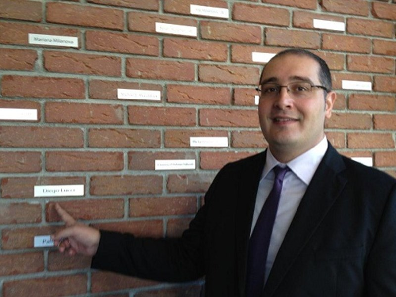 Diego Lucci, Professor of History and Philosophy: What is Great about AUBG is the Community Spirit