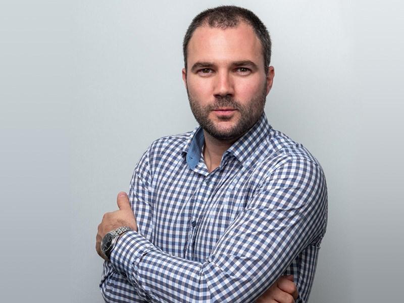 Eftim Eftimov ('08, EMBA '18) on Juggling Work, Free Time and Giving Back