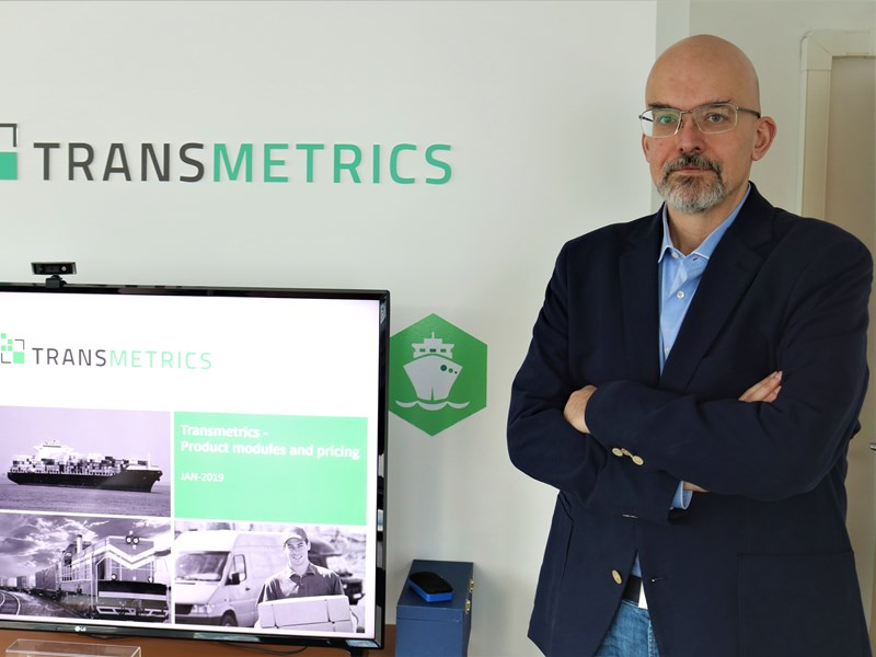 Transmetrics Secures €1.67 Million Grant to Advance Logistics Efficiency