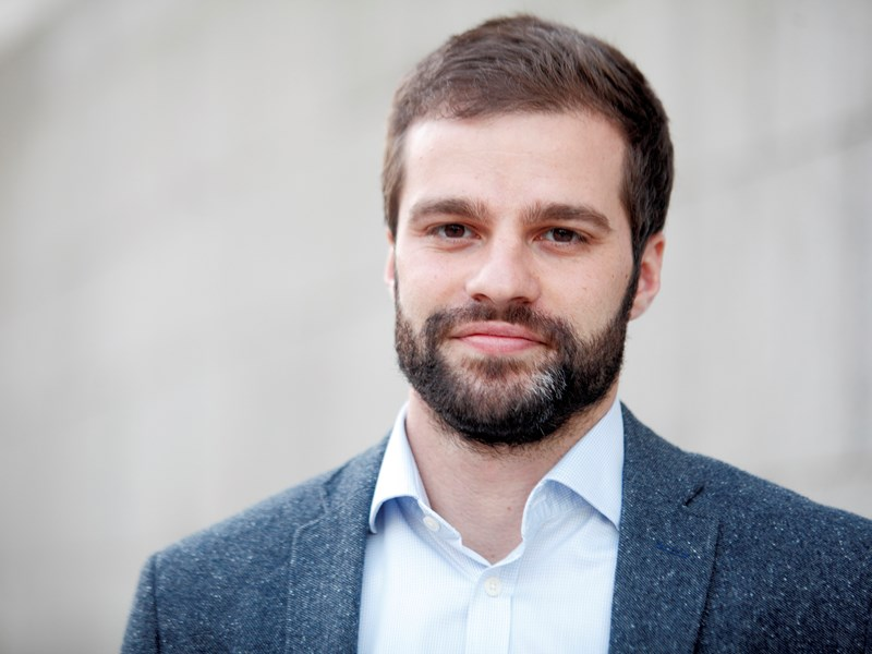 """Stoyan Nedin (EMBA '14), CEO at Nexpur: """"The EMBA can be a game-changer for one's career or personal life"""""""
