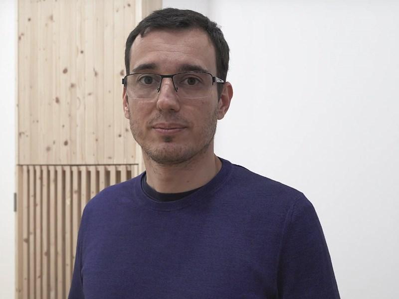 AUBG Alumni Talks: Vassil Terziev ('01)