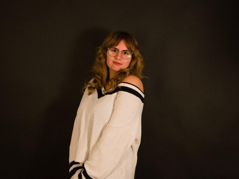 Marina Tsutsumanova ('23): 'AUBG showed me a canvas and gave me the colors to paint my future'