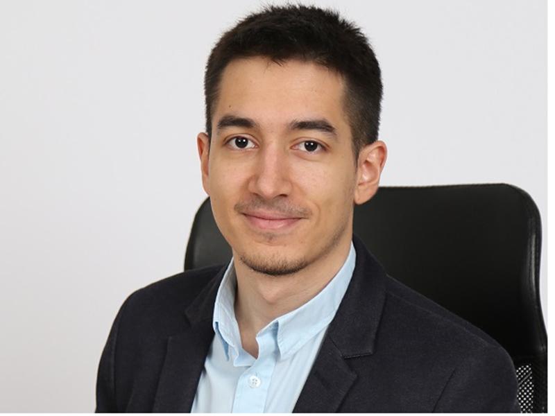 Dimitar Kirilov ('20) On Winning the 2021 Fulbright Bulgaria Alumni Scholarship