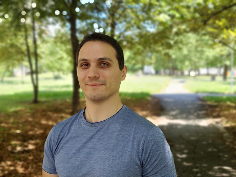 Alexandar Hristov ('08), Senior CRM Business Analyst at Paysafe: 'I want to see that the job I do really makes a difference for people'