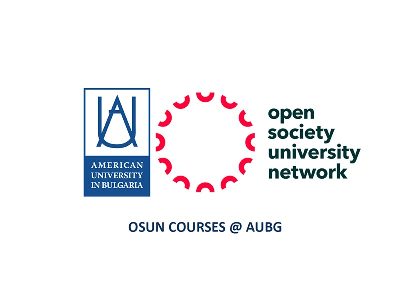 AUBG Joins the Open Society University Network: Collaboration, Civic Engagement and Cultural Exchange