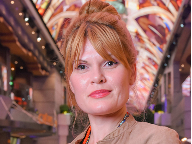 Ailita Liteva (EMBA '11), Marketing Director at TESY: 'The EMBA took my competence and experience to the next level'