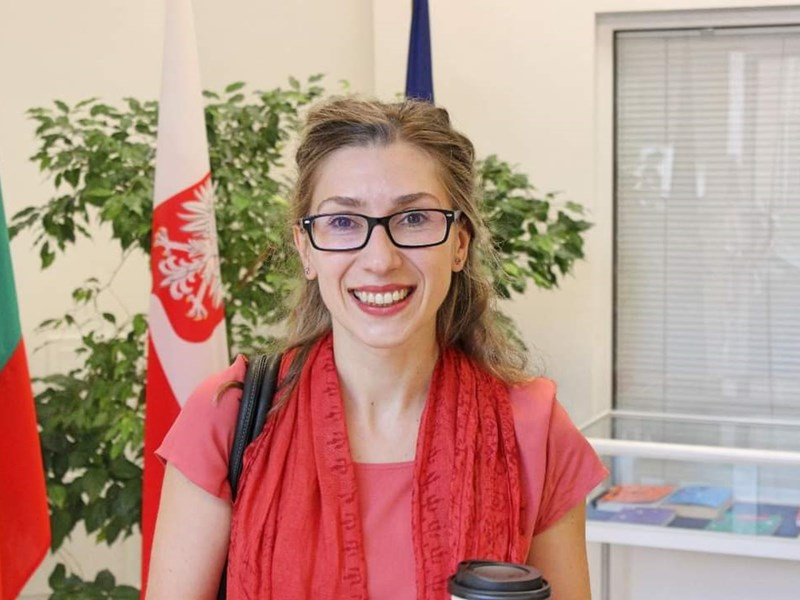 Iliyana Zaharieva (EMBA '14), Agile Project Manager at Endava: 'I value the big picture perspective'