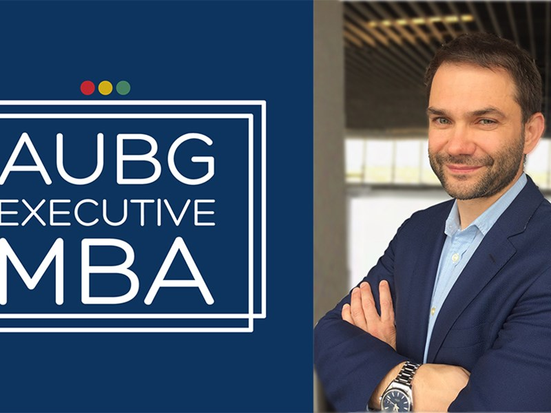 EMBA Student Petar Torneff for Forbes Bulgaria: 'I can as much as I know'