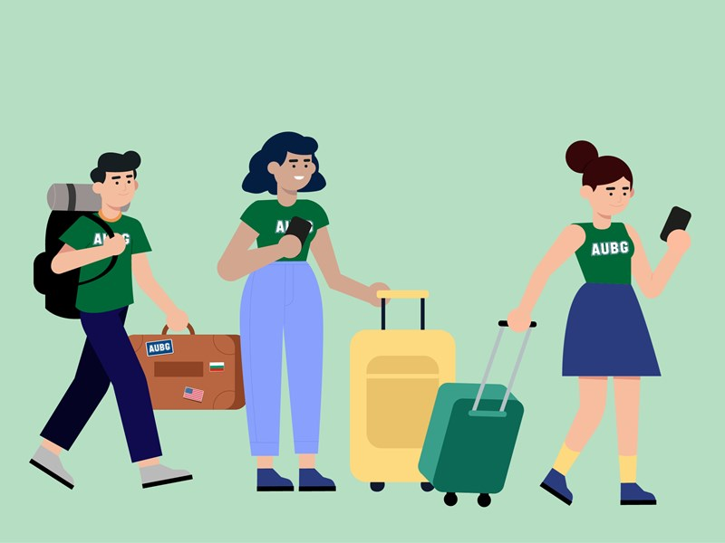 The Big Move: Advice to Incoming Students