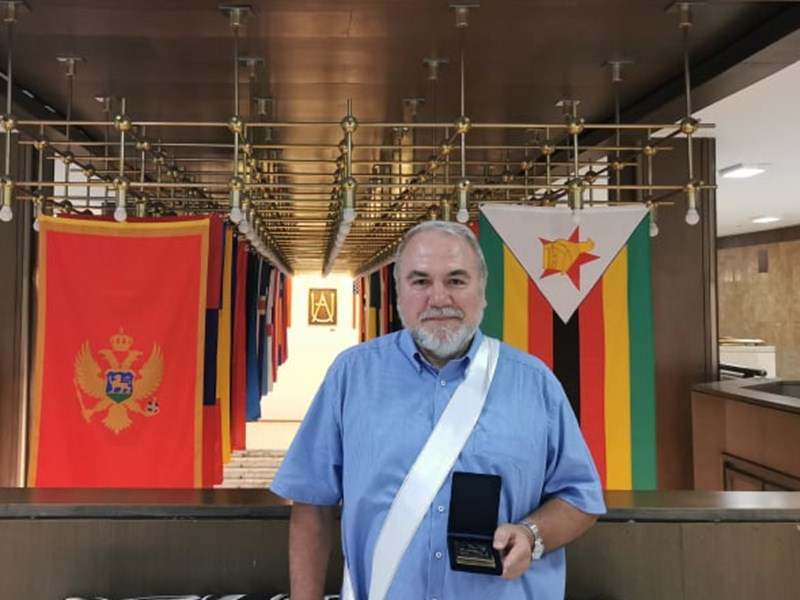 Professor Hristo Krotev on AUBG, Choir Music and Becoming an Honorary Citizen of Blagoevgrad
